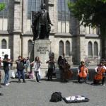 Jugendorchester aus Puebla in Leipzig