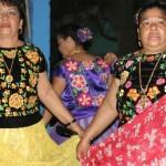 """die """"mächtigen"""" Frauen von Juchitán (Fotoquelle: http://www.saunalahti.fi/penelope/Feminism/matrifoc.html)"""