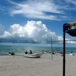 Strand in Celestun