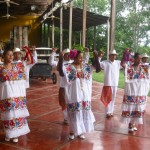 Folkloretänzer Hacienda Temozon