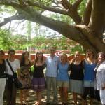Erinnerungsfoto Hacienda Temozon