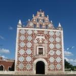 Kirche in Uayma
