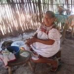 Handmade Tortillas im Mayahaus