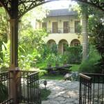 Gelände der Hacienda Xcanatun