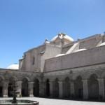Arequipa Jesuitenkirche und Kapelle