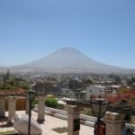 Arequipa_der Misti ohne Schnee