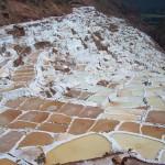 Die Salzterrassen von Maras - Peru