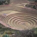 Die Terrassen von Moray - Peru