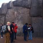 Saqsayhuaman - riesige Steinblöcke und überwältigende Dimensionen
