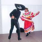 Mexikanische Tanzfolklore ITB 2010