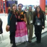 ITB 2010 - Werbung für den mexikanischen Bundesstaat Oaxaca