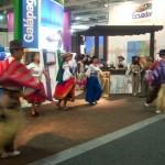In Ecuador wurde fleißig getanzt - ITB 2010