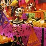 Dia de los Muertos in Mexiko