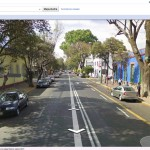 "Google Street View in Mexico City bei der ""Casa Azul"""