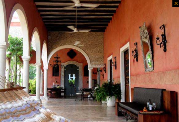 Hacienda Sacnicte in Izamal