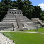 Tempel der Inschriften Palenque
