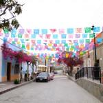 Strasse in Todos Santos