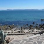 Meerblick Punta Chivato