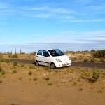 Unser Mietwagen - Chevrolet Matiz