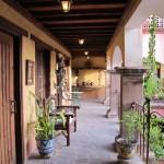 Posada de las Flores in Loreto