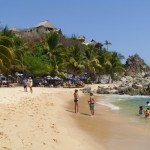Puerto Escondido - Playa Manzanillo