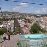 Blick auf Tlaxcala