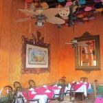 Frühstück im Posada del Hidago Hotel - El Fuerte
