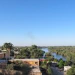 Blick auf el Fuerte