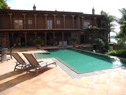 Sehnsuchtsort Hacienda Ucazanaztacua