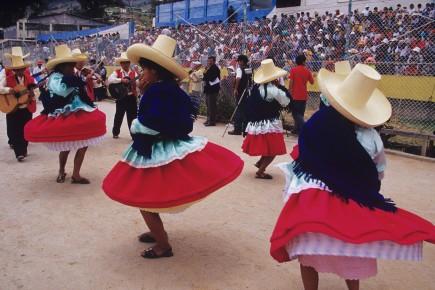 Karneval in Cajamarca
