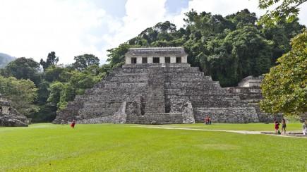 Palenque - Ziel einiger Yucatan Rundreisen