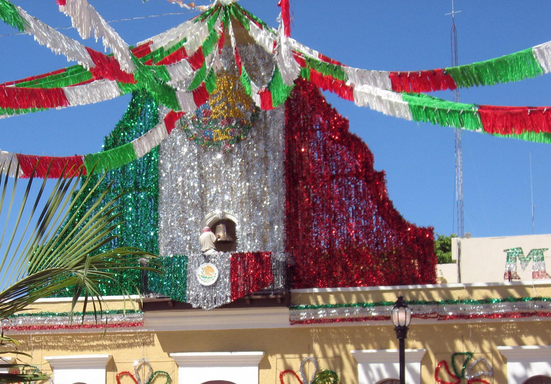 Dia De La Independencia Unabhängigkeitstag In Mexico Mexico Mio