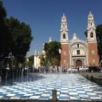 Kirche Puebla