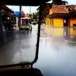 Regenzeit Holbox