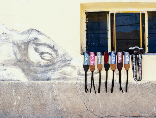 NeverFalls Kamerastraps in Oaxaca